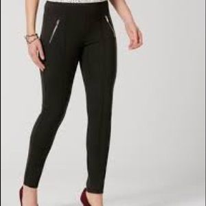 Simply Styled Black Pants